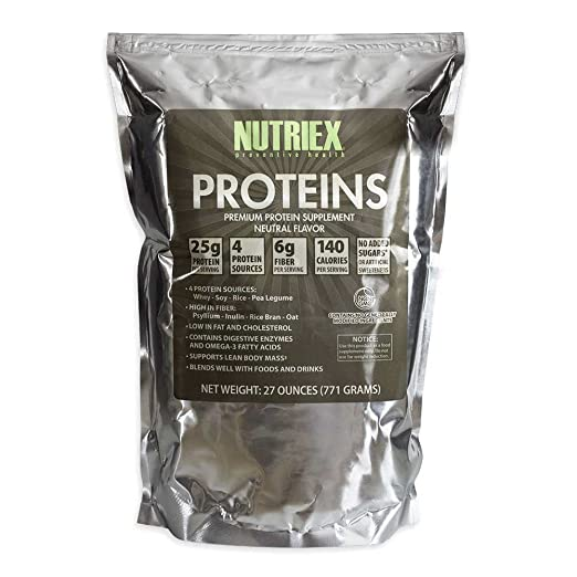 Plant-Based Protein Supplement