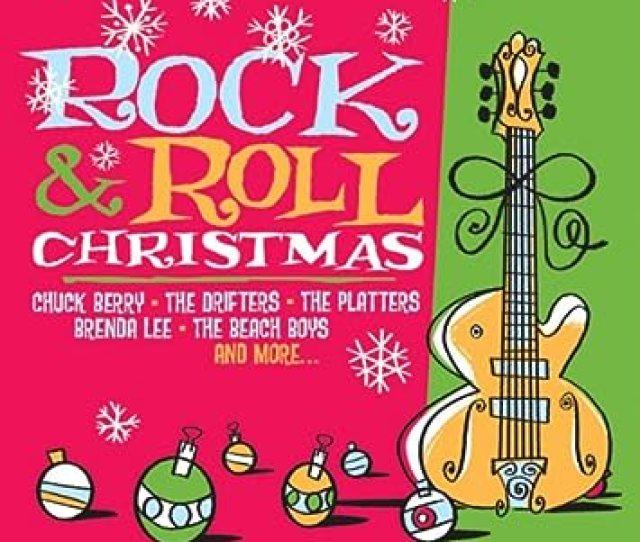 Various Artists Solitudes Rock N Roll Christmas Amazon Com Music