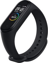 Xiaomi Mi Band 4 Fitness Tracker Newest 0.95 Inch Color AMOLED Screen Smart Bracelet Heart Rate Monitor 50M Water Resistant Activity Tracker Sports Watch