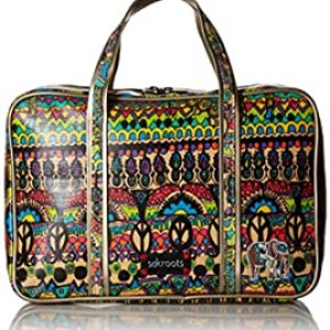 Sakroots Artist Circle Critter Travel Case Cosmetic Bag