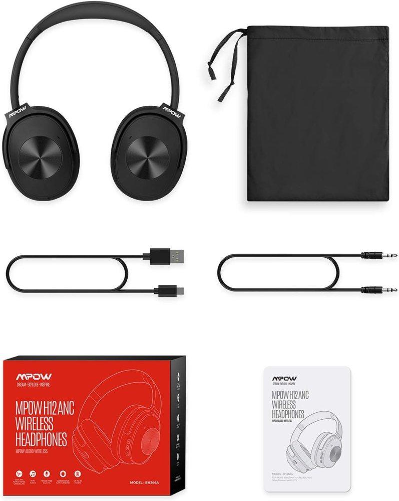 mpow h12 headphones 8