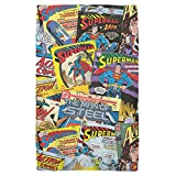 "Superman Comic Covers Montage Beach Towel (30"" x 60"")"