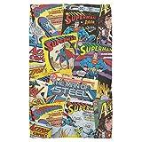 "Superman Comic Covers Montage Beach Towel (36"" x 58"")"