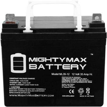 Mighty Max 12V 35AH Battery