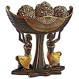 Design Toscano WU76957 Egyptian Maidens Voyage Pedestal Urn