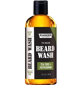 Leven Rose Beard Shampoo