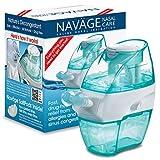Naväge Nasal Care Starter Bundle: Naväge Nose Cleaner and 18 SaltPods, plus New User Starter Gift of 10 SaltPods