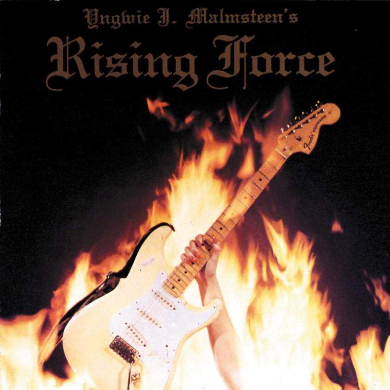 Rising Force: Yngwie Malmsteen, Yngwie Malmsteen: Amazon.fr: Musique