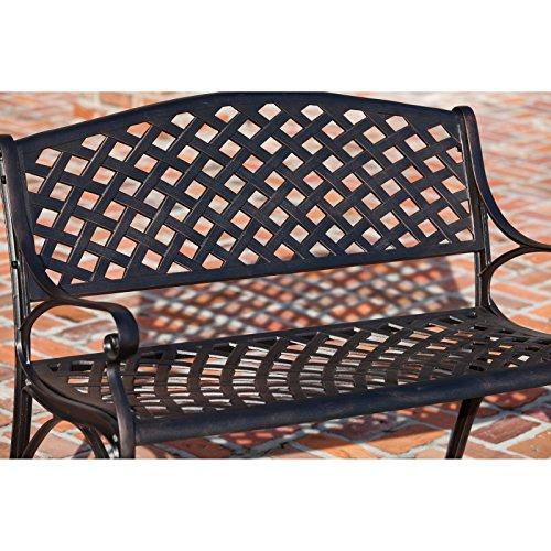 Patio-Sense-Antique-Bronze-4025-in-Cast-Aluminum-Bench