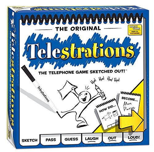 USAOPOLY Telestrations