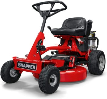 best rated commercial riding lawn mower - Snapper