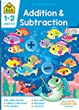 Addition and Subtraction Grades 1-2 Deluxe Edition Workbook