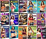 Jillian Michaels: Ultimate Shred & Ripped Mega Collection (15 Discs)