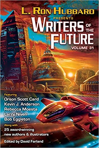 Image result for writers of the future volume 31