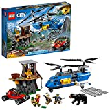 LEGO City Mountain Arrest 60173 Building Kit (303 Pieces)