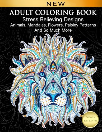 The 5 Best Adult Coloring Books 2018 - Buying Guide and Reviews