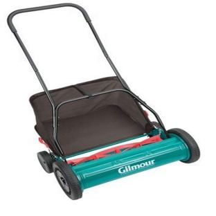 best reel mower for thick grass - Gilmour