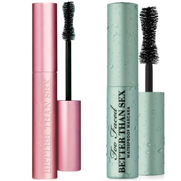 Better Than Sex mascara regular and waterproof duo