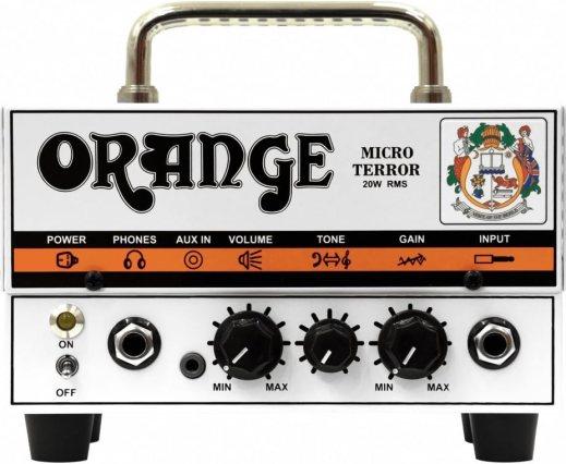 Orange Micro Terror MT20 Small guitar Amp Head