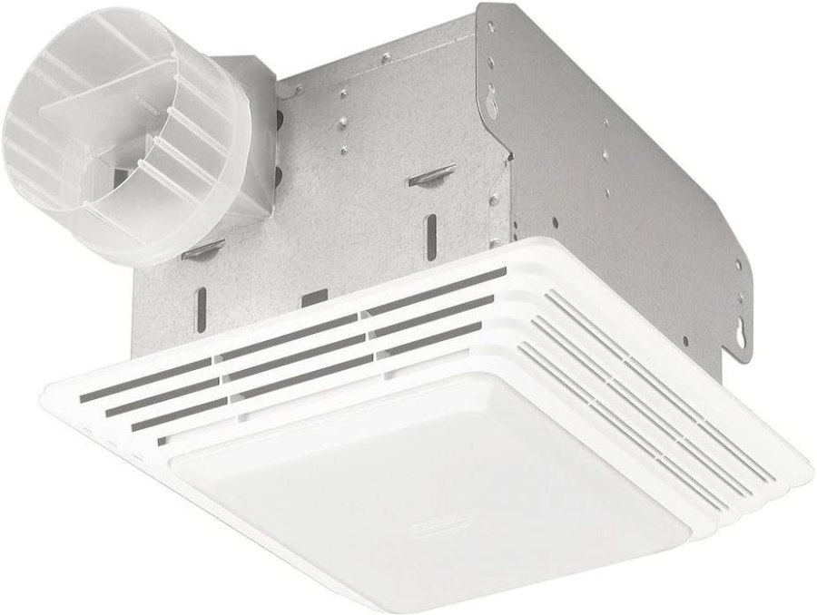 Best Bathroom Exhaust Fans with Light