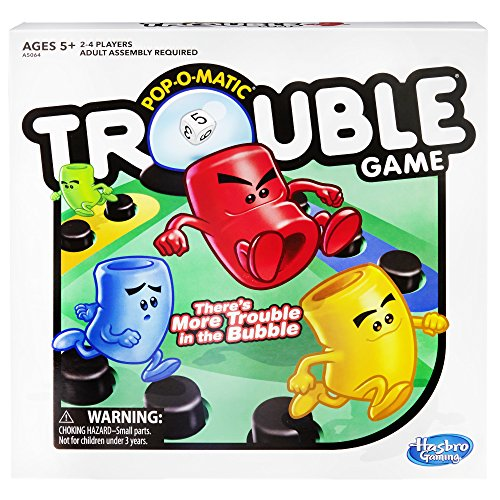 Trouble Board Game - LOW PRICE!