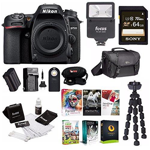 Nikon D7500 Bundle 1