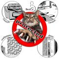 Bezica-Four4-Furniture-Protectors-from-Cats-Cat-Scratch-Deterrent-Self-Adhesive-Protector-Pads-18-inches-L-X-8-inches-W-Toughest-Scratch-Guards-for-Upholstered-Leather-and-Wood-Furniture-Door