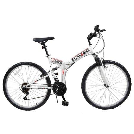 Stowabike 26 mtb v2 folding mountain bike review