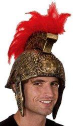 Roman Gladiator Soldier Knight Helmet Hat