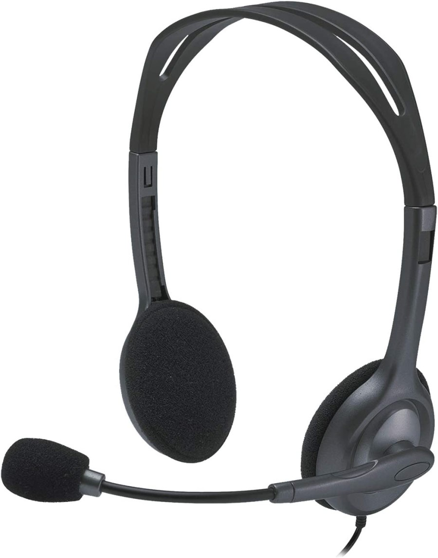 Headphone With Mic For PC