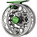 Piscifun Sword Fly Fishing Reel and Spare Spools with CNC-machined Aluminum Alloy Body