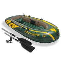 Intex Seahawk 3, 3-Person Inflatable Boat
