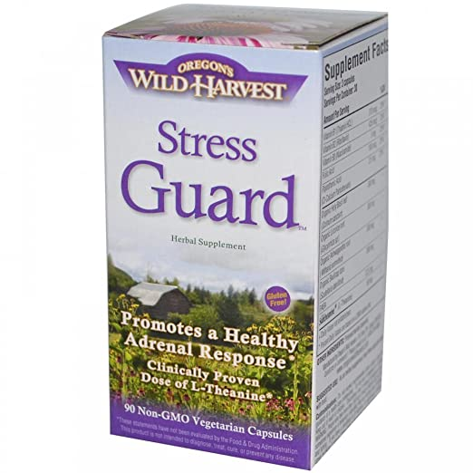 Oregon's Wild Harvest Stress Guard