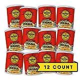 The Good Crisp Company, Original Gluten Free Potato Chips (1.6oz, Pack of 12), Non-GMO, Allergen Friendly, Potato Chip Snack Pack, Gluten Free Snacks
