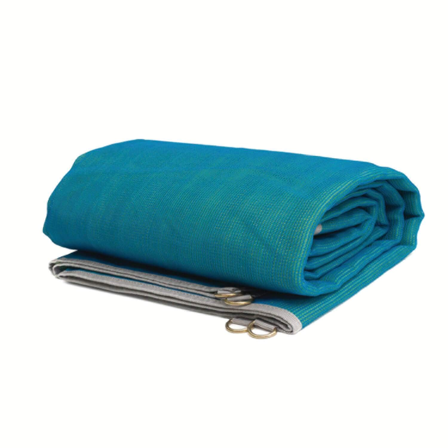 Amazon.com : CGEAR Sand-Free Outdoor Camping Mat The Small size is perfect for the van entry mat – folds up super small.