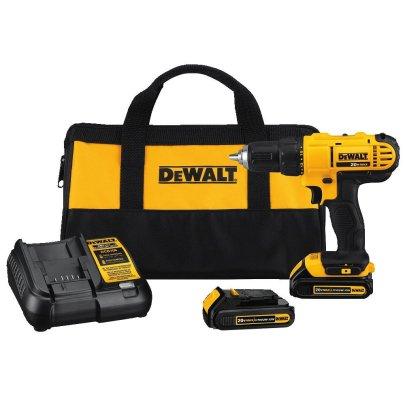 Dewalt Drill Driver Kit Review