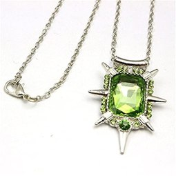 Wicked Witch Zelena Broach Once Upon a Time Necklace Wicked Witck Jewellery (1)