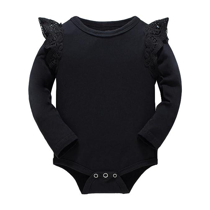 mameluco negro para niña y bebe https://amzn.to/2QFVnxr