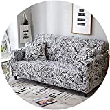 better-caress Sofa Cover Cotton Elastic slipcovers Big Elasticity Couch Cover loveseat Corner sectional Sofa Covers for Living Room funda Sofa,Cr 3,4-Seater 235-300cm