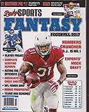 Lindy's Sports Fantasy Football 2017 Magazine David Johnson Cover