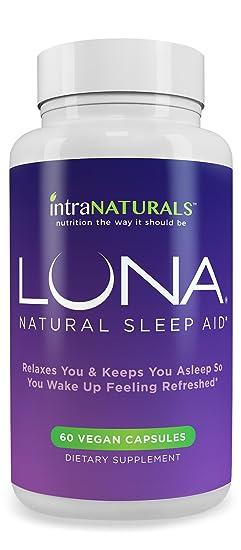 Luna Herbal Supplement With Valerian Root