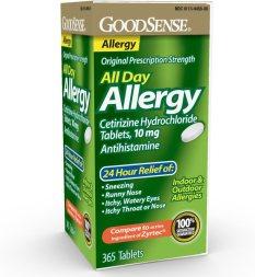 GoodSense All Day Allergy