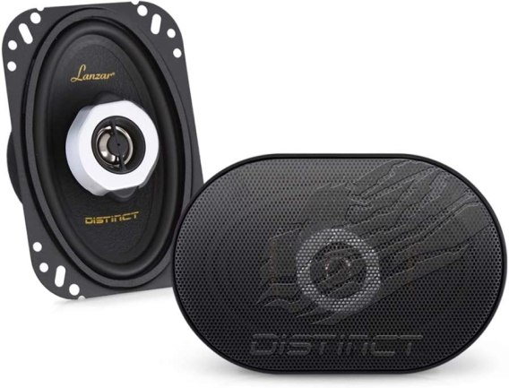 Focal 4 inch component speakers