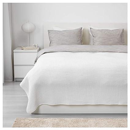 Tessili Per La Casa Bianco Copriletti Ikea Asia Vareld