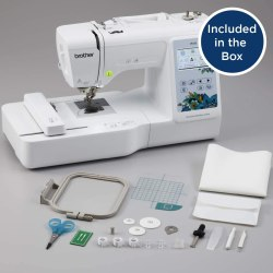 Brother PE535 Embroidery Machine the best