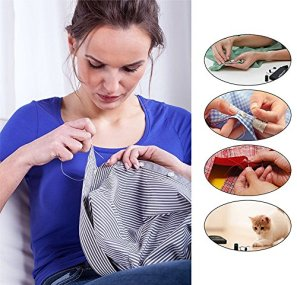 Coquimbo-Sewing-Kit-for-Traveler-Adults-Beginner-Emergency-DIY-Sewing-Supplies-Organizer-Filled-with-Scissors-Thimble-Thread-Sewing-Needles-Tape-Measure-etc-Black-S