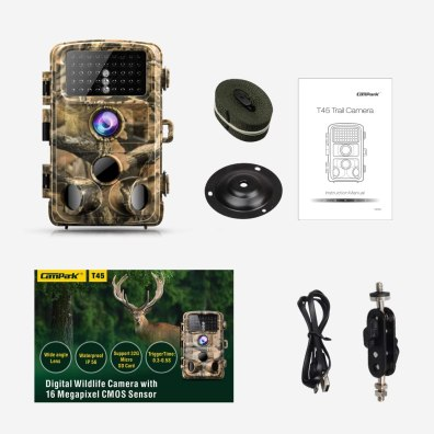 Campark Trail Camera Waterproof review