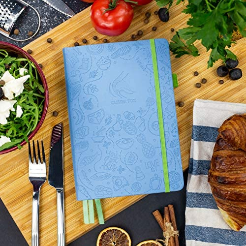 Clever Fox Food Journal - Daily Food Diary, Meal Planner to Track Calorie and Nutrient Intake, Stick to a Healthy Diet & Achieve Weight Loss Goals 9