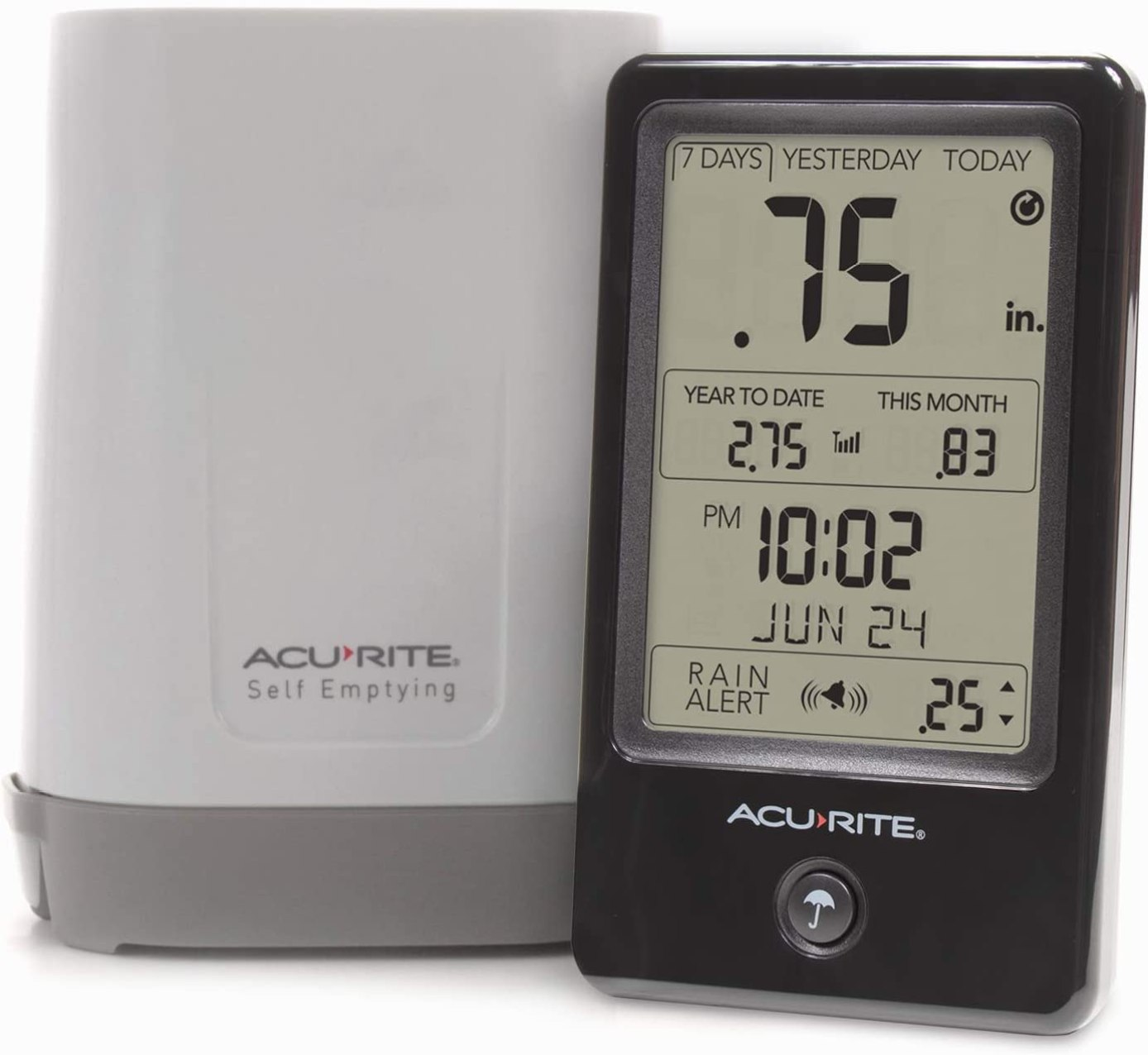 Best Wireless Rain Gauges