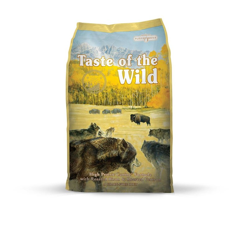 Taste Of The Wild Grain Free Dog Food